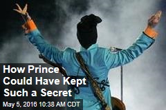 How Prince Could Have Kept Such a Secret
