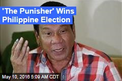 'Asia's Trump' Wins Philippine Election