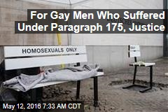 For Gay Men Who Suffered Under Paragraph 175, Justice