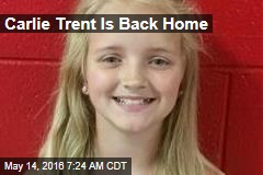 Carlie Trent Is Back Home
