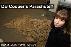 DB Cooper's Parachute?