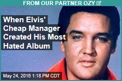 When Elvis' Cheap Manager Created His Most Hated Album