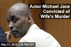 Actor Michael Jace Convicted of Wife's Murder
