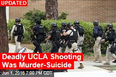 At Least 2 Shot at UCLA; Campus on Lockdown