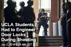 UCLA Shooting May Have Been Over Grades