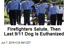 Last 9/11 Dog Is Gone