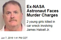 Ex-NASA Astronaut Faces Murder Charges