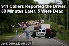 Pickup Truck Plows Into Mich. Cyclists, Kills 5