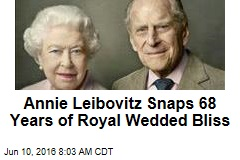 Annie Leibovitz Snaps 68 Years of Royal Wedded Bliss