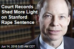 Court Records Shed More Light on Stanford Rape Sentence