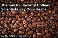 The Key to Flavorful Coffee? Scientists Say Cool Beans