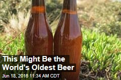 This Might Be the World's Oldest Beer