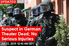 Reports: Mass Shooting Inside German Theater