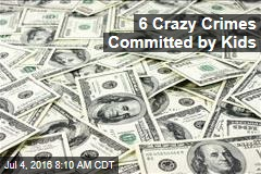 6 Crazy Crimes Committed by Kids