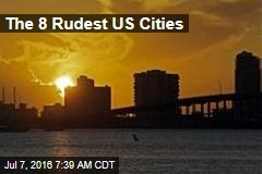 The 8 Rudest US Cities