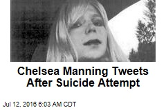 Chelsea Manning Tweets After Suicide Attempt