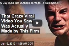 That Crazy Viral Video You Saw Was Actually Made by This Firm