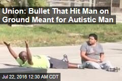 Union: Cop Who Shot Charles Kinsey Meant to Shoot Autistic Man