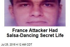 France Attacker Had Salsa-Dancing Secret Life
