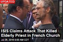 Hostage Slain in Church; 2 Attackers Dead in France