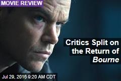 Critics Split on the Return of Bourne