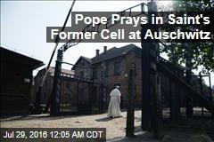Pope Pays Silent Visit to Auschwitz