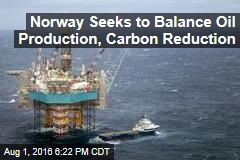 Norway Seeks to Balance Oil Production, Carbon Reduction