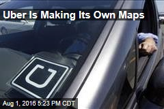 Uber 'Doubling Down' on Mapping Effort