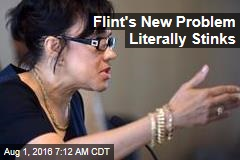 Flint's New Problem Literally Stinks