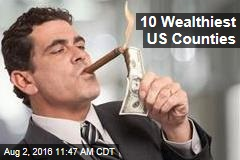 10 Wealthiest US Counties