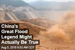 China's Great Flood Legend Might Actually Be True