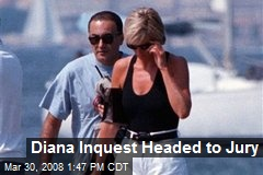 Diana Inquest Headed to Jury