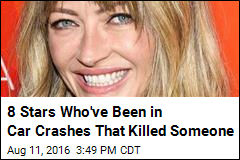 8 Stars Who've Been in Car Crashes That Killed Someone