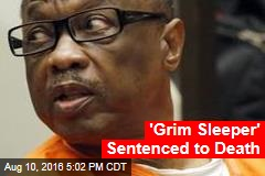 'Grim Sleeper' Sentenced to Death