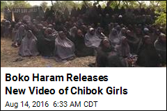 Boko Haram Releases New Video of Chibok Girls