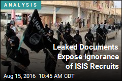 Leaked Documents Expose Ignorance of ISIS Recruits