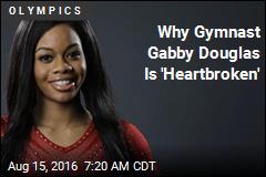 Gabby Douglas 'Heartbroken' Over Jeers She's 'Unpatriotic'