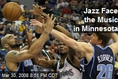 Jazz Face the Music in Minnesota