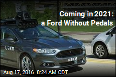 Coming in 2021: a Ford Without Pedals