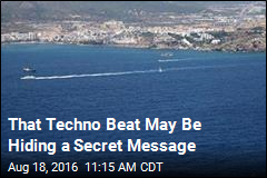 That Techno Beat May Be Hiding a Secret Message