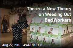 There's a New Theory on Weeding Out Bad Workers