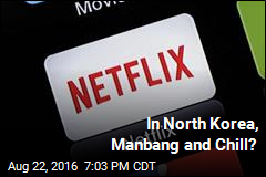 In North Korea, Manbang and Chill?