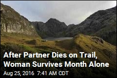 After Partner Dies on Trail, Woman Survives Month in Cabin