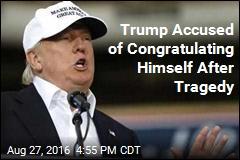 Trump on Killing of Dwyane Wade's Cousin: 'VOTE TRUMP!'