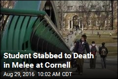 Student Stabbed to Death in Melee at Cornell