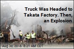 Truck Carrying Airbag Parts Explodes, Incinerates Home