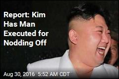 Report: Kim Again Has Men Executed by Anti-Aircraft Gun