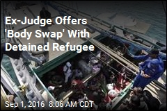 Ex-Judge Offers to Trade Places With Refugee
