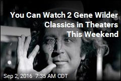 You Can Watch 2 Gene Wilder Classics in Theaters This Weekend