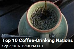 Top 10 Coffee-Drinking Nations